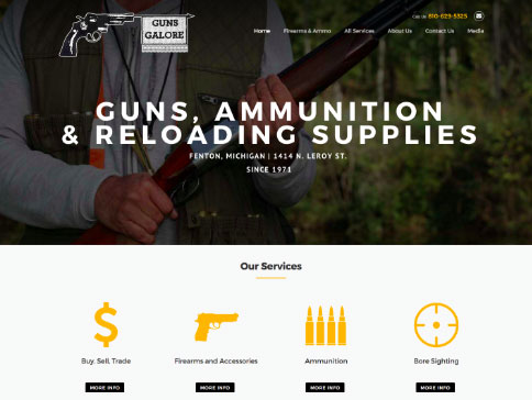 Guns Galore