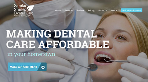 Sanilac Smiles Dental Care