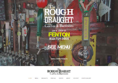 The Rough Draught Coffee And Barroom