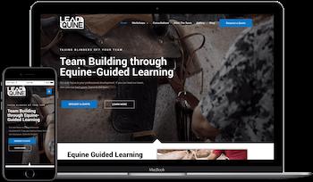 LeadQuine Web Design in Lapeer Example Image
