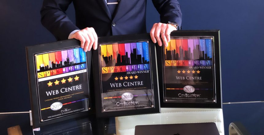 web-design-award-flint-mi-web-centre